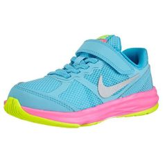 Nike KIDS FUSION RUN 3 (PSV), 20 | MLADI ATLETI | GIRL PRE ŠOLA NIZKA VRH | CLRWTR / MTLLC SLVR-VLT-PNK PW | 3Y