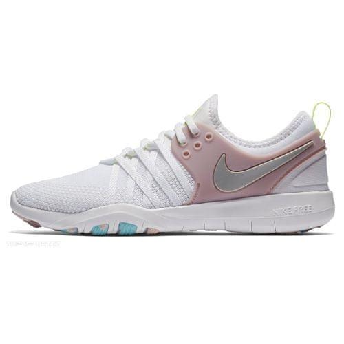 Nike WMNS BREZ TR 7, 20   TRENING ŽENSK   ŽENSKE   NIZKA VRH   BELA / KOVINSKA SREBRNA ELEMENTA   9