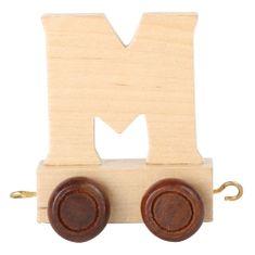Legler Fa vonat vonat pályák ábécé M betű, Fa vonat vonat pályák ábécé M betű