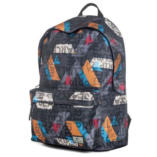 Rip Curl GEO PARTY DOME, BACK PACK   100% POLYESTER   BLACK - 90   400 g   TU