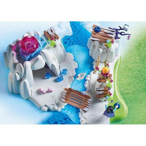 Playmobil Szukaj kryształu miłości , Crystal Palace, 77 sztuk