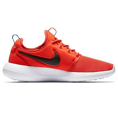 Nike Rosh TWO, 20 | NSW RUNNING | MENS | LOW TOP | MAX ORANGE / BLACK-DEEP NIGHT-WH | 8.5
