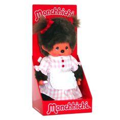 Monchhichi Plyš , Čašníčka, 20 cm