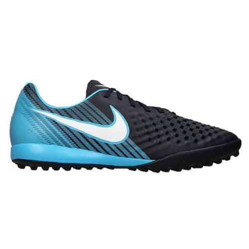 Nike MAGISTAX ONDA II TF, 20. | FABOTBALL / FOCCER | MENS | LOW TOP | OBSIDIÁN / FEHÉR-GAMMA KÉK-GLAK | 10.5