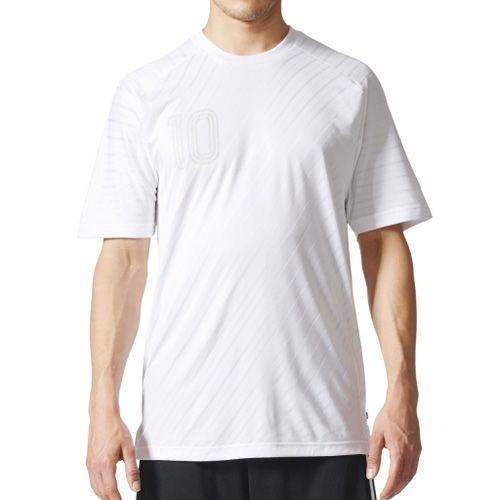 Adidas TANIP CL JSY FEHÉR 2XL, FW17_