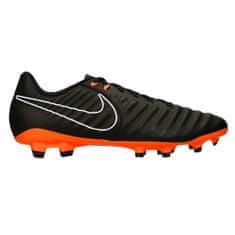 Nike 7. LEGEND ACADEMY FG, 20. | FABOTBALL / FOCCER | MENS | LOW TOP | FEKETE / ÖSSZES ORANGE-FEKETE-FEHÉR | 9