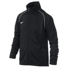 Nike ZADNJI DEČKI 12 POLY JCKT WP WZ, 10 | FOOTBALL / SOCCER | Dečki | JAKNA | ČRNO / BELO | XS