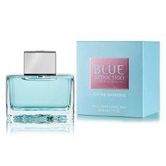 Antonio Banderas Blue Seduction For Women, Blue Seduction For Women, 80 ml