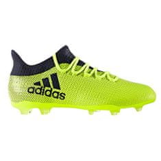 Adidas X 17.2 FG SYELLO/LEGINK/LEGINK - LEGINK - 42,5
