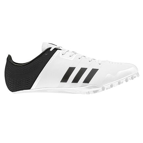 Adidas adizero finesse FTWWHT / CBLACK / FTWWHT   6, SS18
