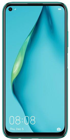 Huawei P40 lite GSM telefon, 128 GB, zelen