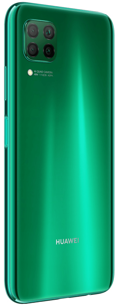 Huawei P40 Lite, 6GB/128GB, Crush Green - rozbaleno