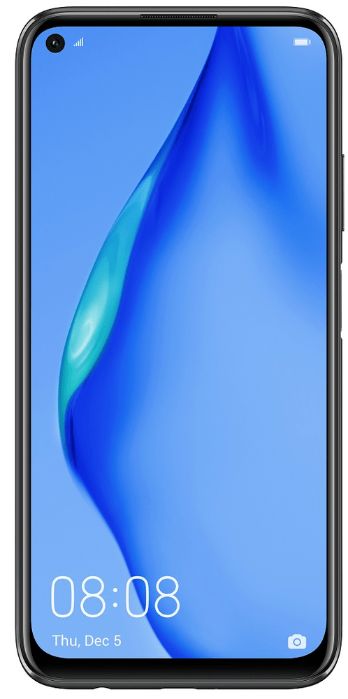 Huawei P40 Lite, 6GB/128GB, Midnight Black - rozbaleno