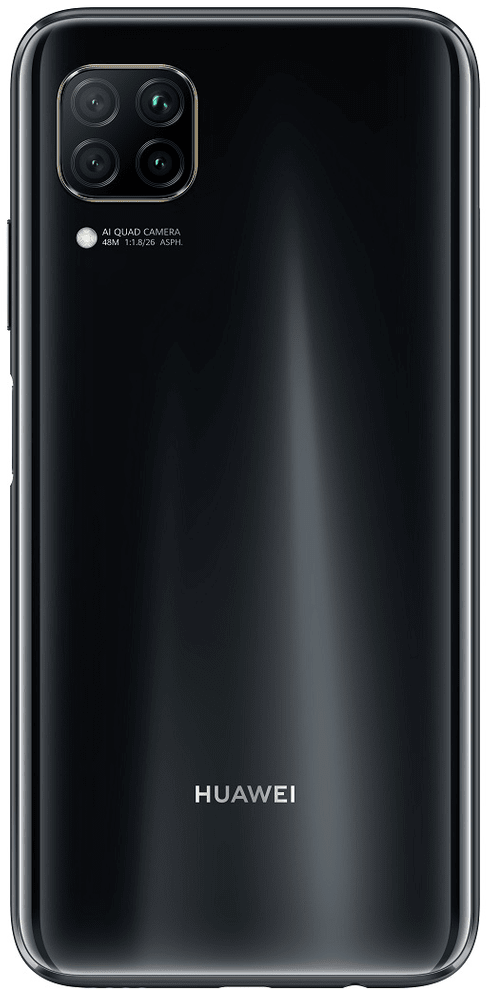 Huawei P40 Lite, 6GB/128GB, Midnight Black - zánovní