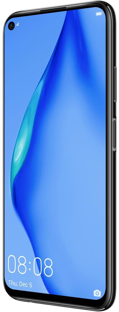 Huawei P40 Lite, 6GB/128GB, Midnight Black - zánovní
