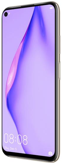 Huawei P40 lite GSM telefon, 128 GB, roza