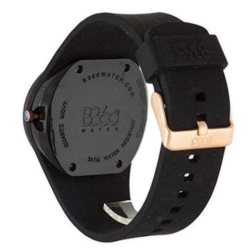 B360watch UAE BLACK GOLD M