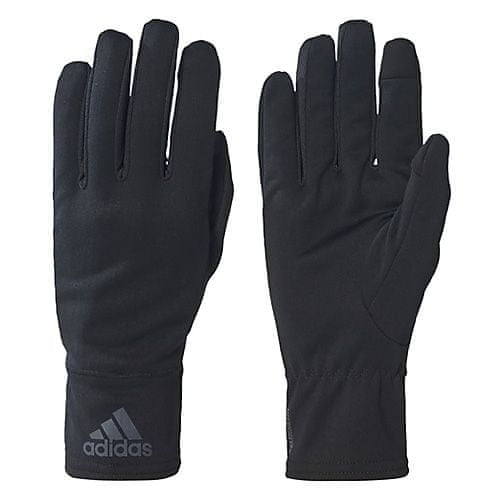 Adidas Rukavice , Climaheat | Černá | S