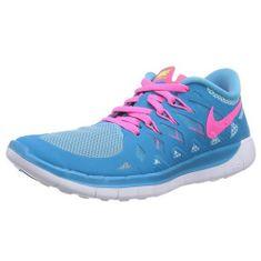 Nike FREE 5.0 (GS), 20 | MLADI ATLETI | GIRL GRADE SCHL | NIZKA VRH | BLUE LAGOON / PINK POW-WHITE-VLT | 5Y