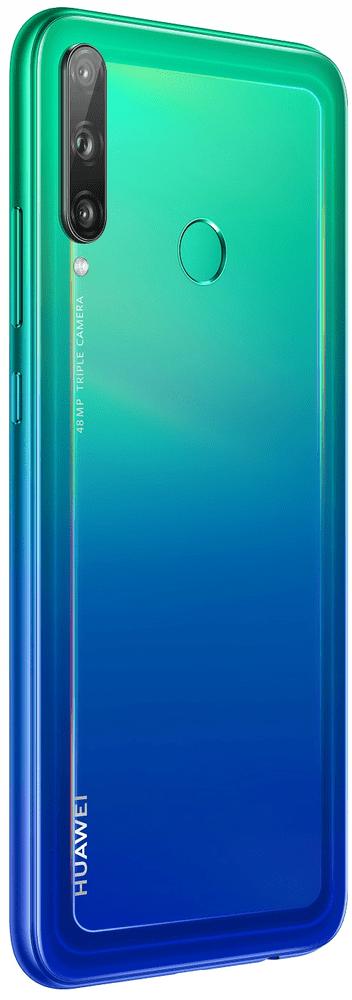 Huawei P40 Lite E, 4GB/64GB, Aurora Blue - rozbaleno