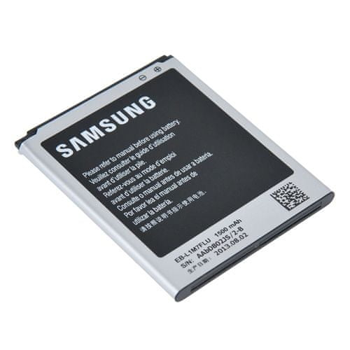 Samsung Baterie pro Galaxy S3 mini 1500mAh (EB-L1M7FLU) - bu, Baterie pro Galaxy S3 mini 1500mAh (EB