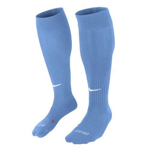 Nike Štulpne , 30 | FOOTBALL / SOCCER | ADULT UNISEX | KNEE HIGH SOCK | UNIVERSITY BLUE / WHITE | L