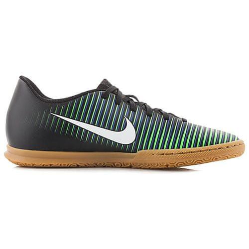 Nike MERCURIALX VORTEX III IC, 20.   FABOTBALL / FOCCER   MENS   LOW TOP   FEKETE / FEHÉR-PARAMOS KÉK   10.5
