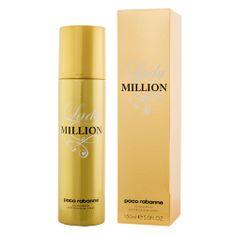 Paco Rabanne Lady Million - dezodor spray 150 ml, Lady Million - dezodor spray 150 ml