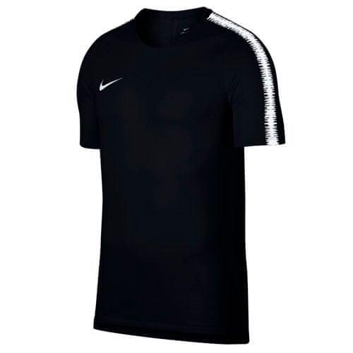 Nike TOP agenti, 50 dielikov, 10   FOOTBALL / SOCCER   MENS   SHORT SLEEVE TOP   BLACK / WHITE / WHITE   XL