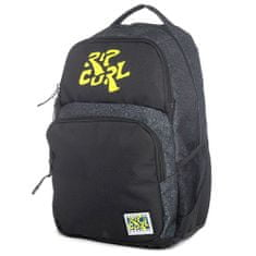 Rip Curl 100% SURF DOUBLE UP, BACK PACK | 100% POLYESTER | BLACK - 90 | 700 g | TU