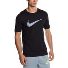 Nike TEE-CHEST SWOOSH, 10   NSW OTHER SPORTS   MENS   SHORT SLEEVE T-SHIRT   BLACK   S