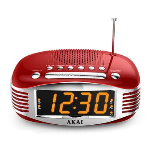 Akai Rádiobudík , 9204496   CE-1500, v retro stylu