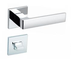 Infinity Line Apollo KAF 700 chrom FIT - okucia do drzwi - zamek wc