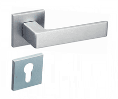 Infinity Line Apollo KAF M700 chrom mat FIT - okucia do drzwi - pod wkładkę bebenkową