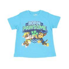 "SETINO Fantovska majica ""Tačke na patrulji"" - svetlo modra - 92–98 / 2–3 leta"