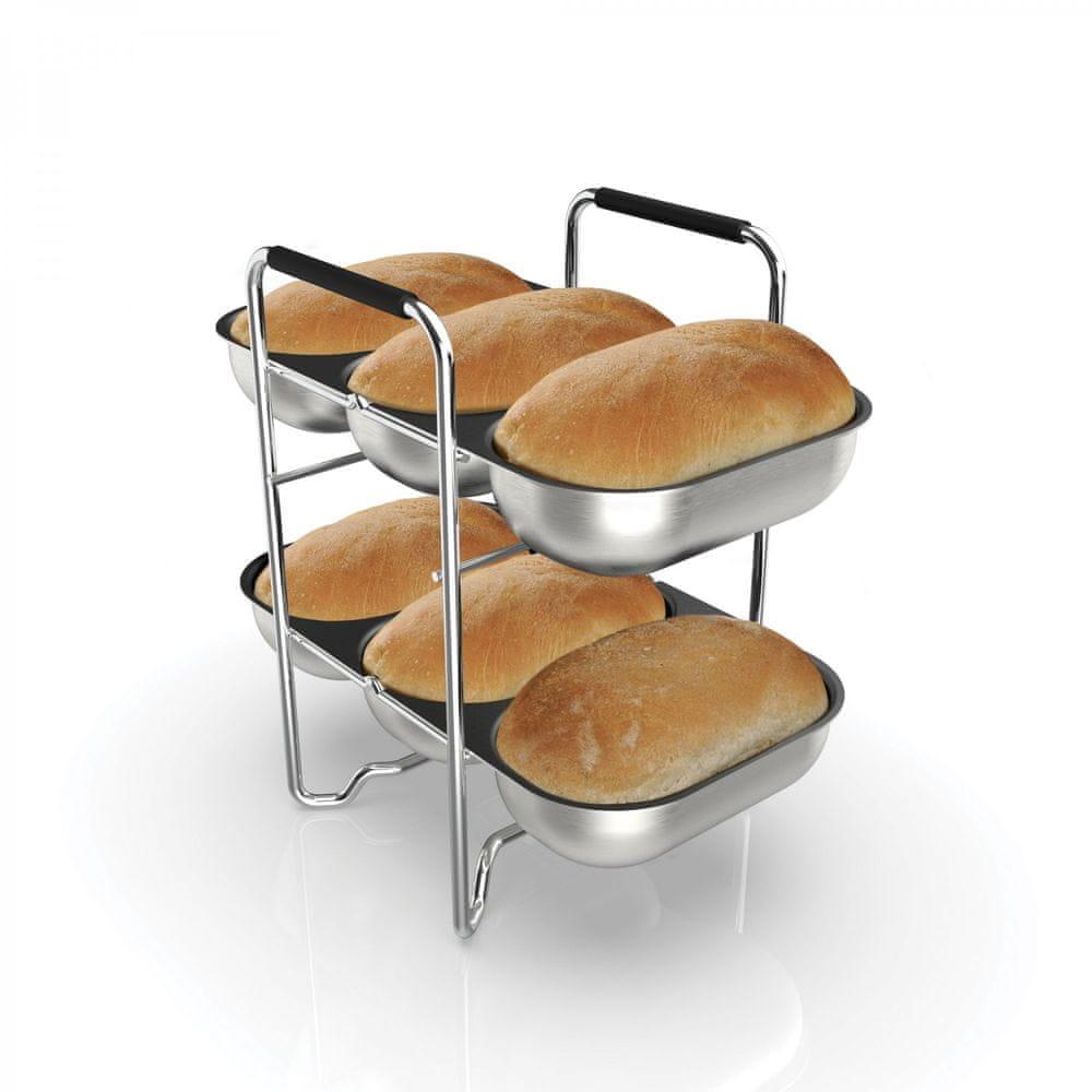 Imetec domácí pekárna 7470 Zero Glu Pro BM1 1500