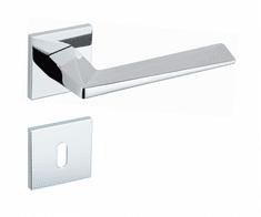 Infinity Line Diamond KDF 700 chrom FIT - okucia do drzwi - pod klucz pokojowy