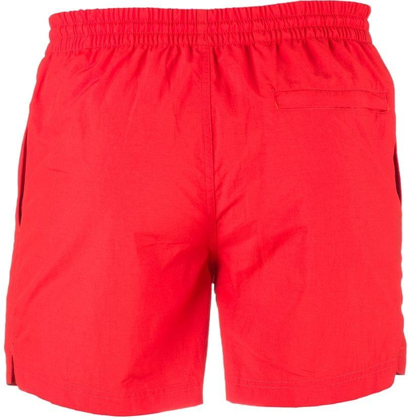 Northfinder pánské plážové kraťasy Bertion BE-3303SP L červená