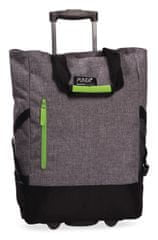 Nákupná taška Punta Wheel Grey