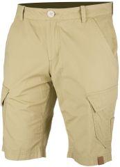 Northfinder pánske šortky BE-3305SP Qenstin L hnedé
