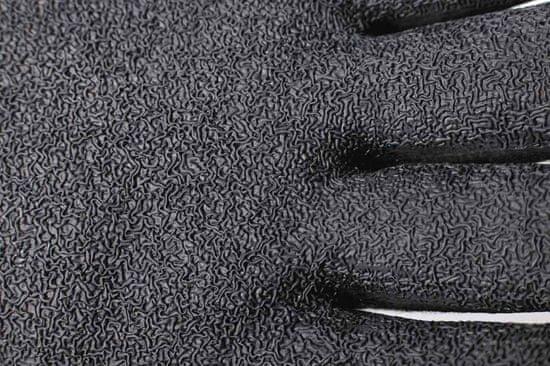 Free Hand Bezešvé máčené latexové pracovní rukavice Virdis, mechanické - univezální