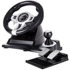 Tracer Roadster igralni volan, 4-v-1