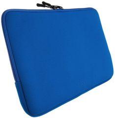 """FIXED Neoprénové puzdro Sleeve pre tablety s uhlopriečkou do 15,6"""" FIXSLE-15-BL, modrá"""