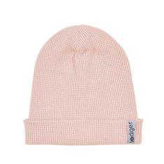 Lodger Beanie Ciumbelle Sensitive gyermek sapka 0 - 6, rózsaszín