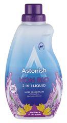 Astonish gel za strojno in ročno pranje perila, sivka in kananga, 840 ml