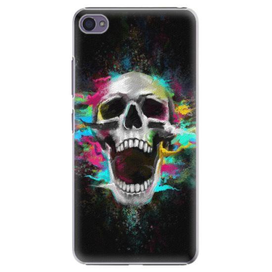 iSaprio Skull in Colors műanyag tok Lenovo S90