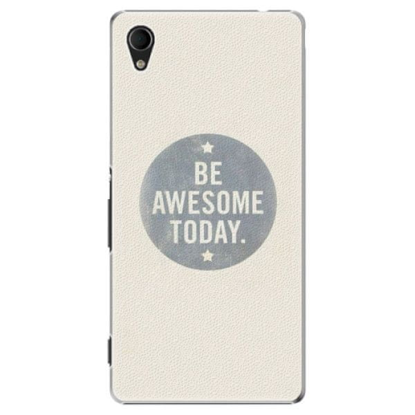 iSaprio Plastový kryt - Awesome 02 pro Sony Xperia M4 Aqua