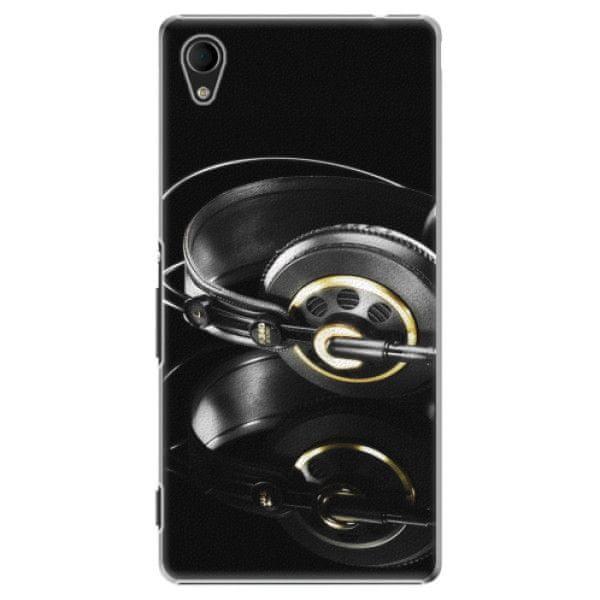iSaprio Plastový kryt - Headphones 02 pro Sony Xperia M4 Aqua