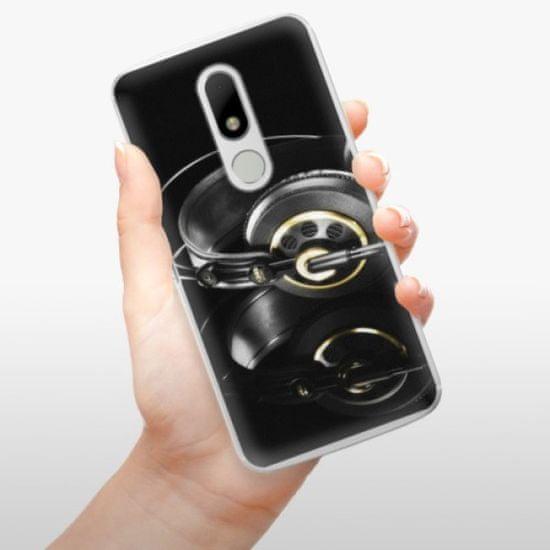 iSaprio Plastikowa obudowa - Headphones 02 na Lenovo Moto M