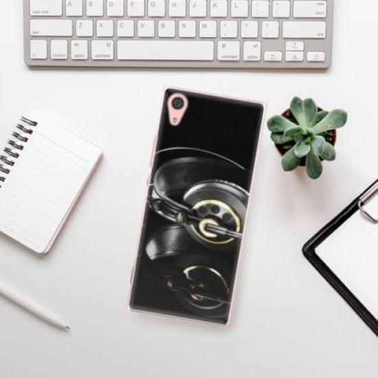 iSaprio Plastikowa obudowa - Headphones 02 na Sony Xperia XA1